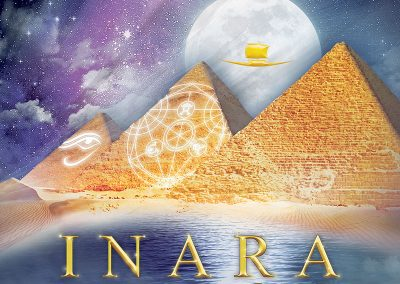 INARA, the New Spectacular Digital Show of the Pyramids in Egypt